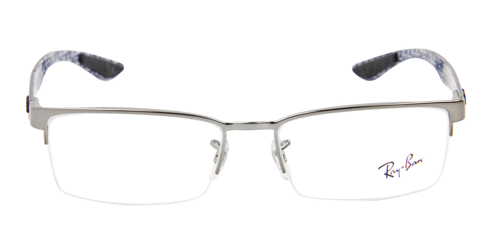 164436872d6 Ray-Ban RX 8412 2502 Gunmetal Eyeglasses - 54 mm – shadesdaddy
