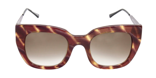 Thierry Lasry Swingy Brown / Brown Lens Sunglasses