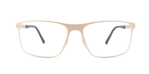 Porsche Design P8255 Gold / Clear Lens Eyeglasses