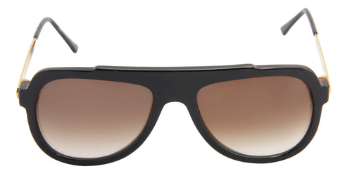Thierry Lasry Staminy Black / Brown Lens Sunglasses