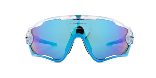 Oakley - Jawbreaker Blue/Blue Shield Men Sunglasses