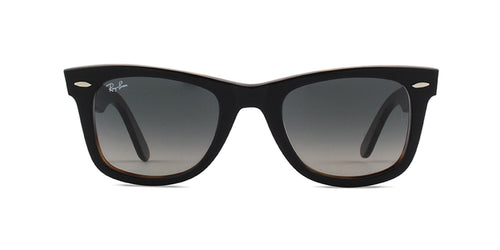 Ray Ban - Original Wayfarer Havana/Gray Gradient Unisex Sunglasses - 50mm