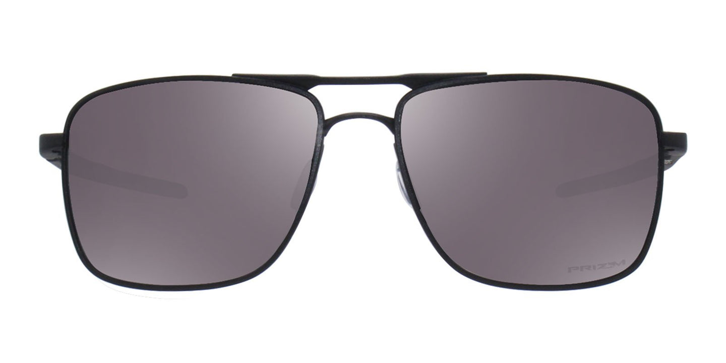 Oakley - OO6038 Black Rectangular Men Sunglasses - mm