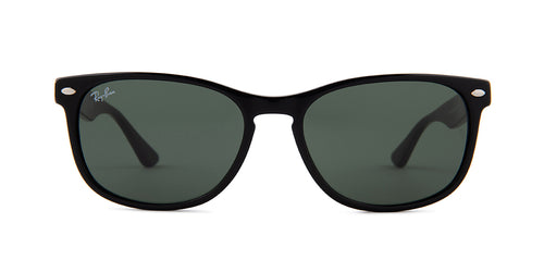 Ray-Ban RB2184 Black / Green Lens Sunglasses