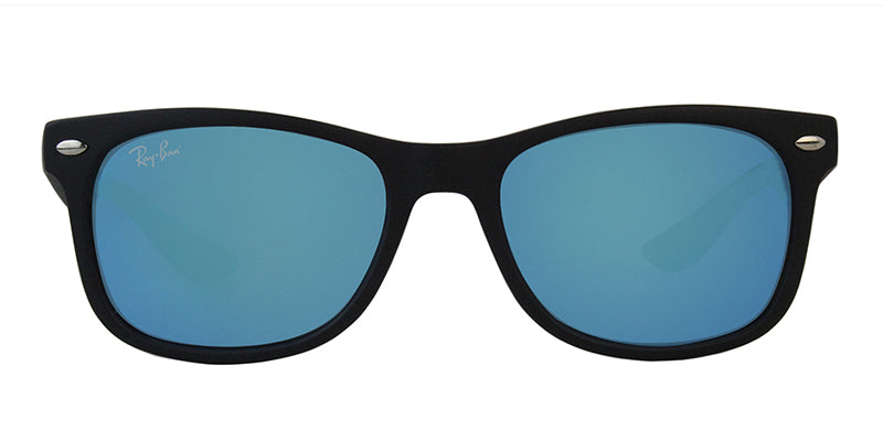 Ray Ban Jr - RJ9052S Black Oval Kids Sunglasses - 48mm