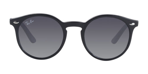 Ray Ban Jr - RJ9064S Black Oval Kids Sunglasses - 44mm