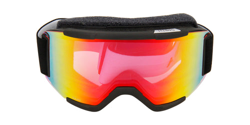 Smith Squad Black / Red Sensor Mirror / RC36 Lens Goggles