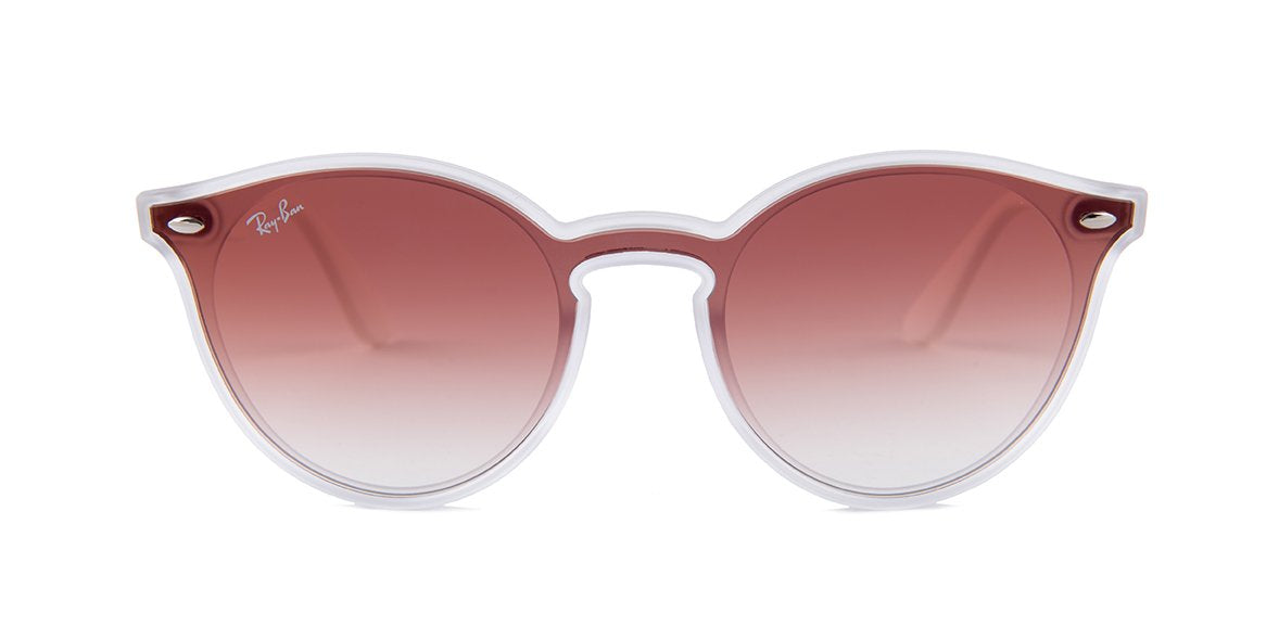 Ray Ban - RB4380-N Clear Round Women Sunglasses - mm