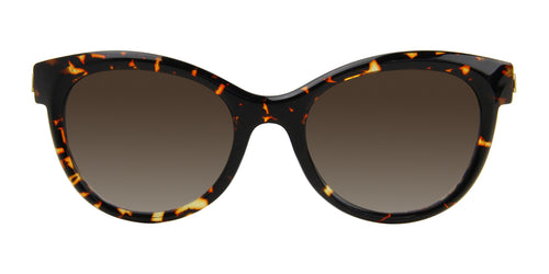 Thierry Lasry Flirty Tortoise / Brown Lens Sunglasses