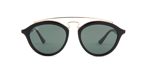 Ray-Ban RB4257 Black / Green Lens