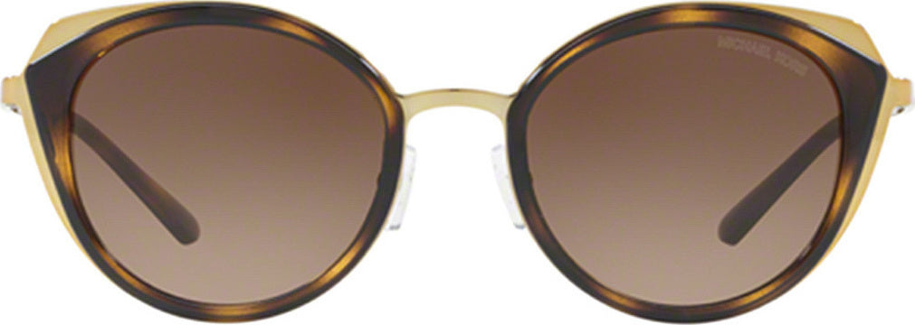 Michael Kors MK 1029 Tortoise / Brown Lens Sunglasses
