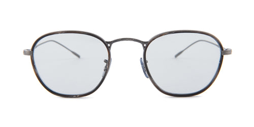 Oliver Peoples Eoin Gray / Gray Lens Eyeglasses