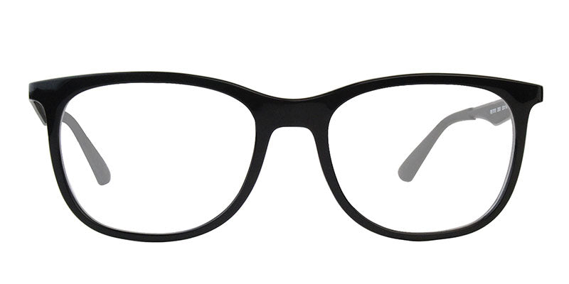 Ray Ban RX7078 Black / Clear Lens Eyeglasses