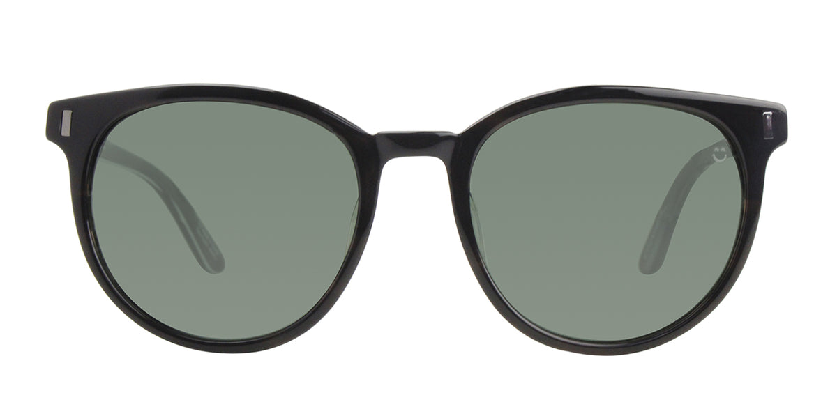 Spy Alcatraz Black / Green Lens Sunglasses
