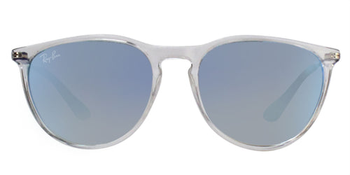 Ray Ban Jr - RJ9060S Clear Oval Kids Sunglasses - 50mm