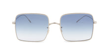 Oliver Peoples Rassine Gold / Blue Lens Sunglasses