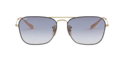 Ray-Ban RB3603 Gold / Blue Lens