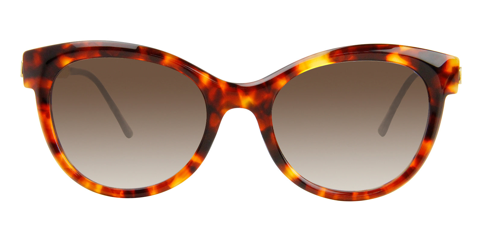 Thierry Lasry - Flirty Tortoise Cat-Eye Women Sunglasses - 53mm