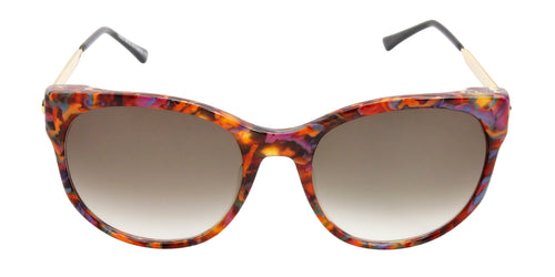 Thierry Lasry Anorexxxy Red / Brown Lens Sunglasses