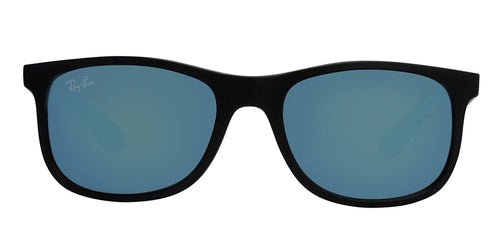 Ray Ban Jr - RJ9062S Black Wayfarer Unisex Sunglasses - 48mm