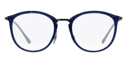 Ray Ban RB7140 Blue / Clear Lens Eyeglasses