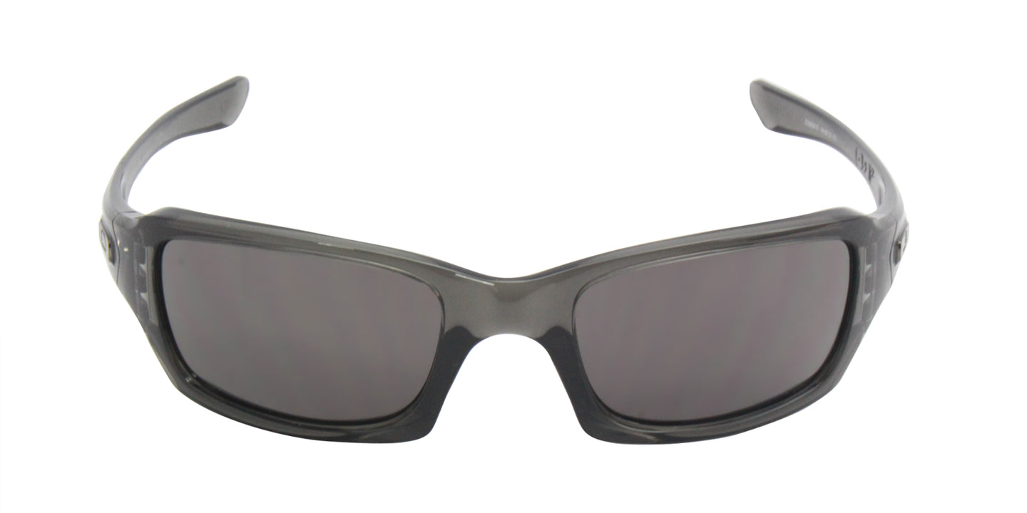 Oakley - OO9238 Gray Rectangular Men Sunglasses - mm