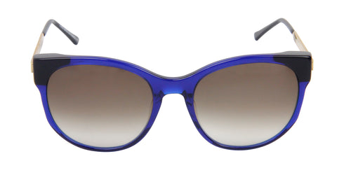 Thierry Lasry - Anorexxxy Blue Oval Women Sunglasses - 56mm