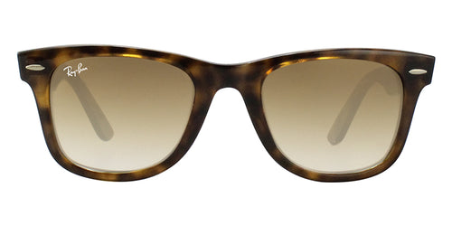 Ray Ban - RB4340 Tortoise/Brown Gradient Wayfarer Unisex Sunglasses - 50mm
