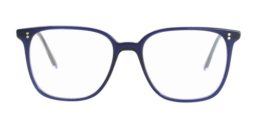 Oliver Peoples Coren Blue / Clear Lens Eyeglasses