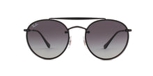 Ray Ban - RB3614N Black/Gray Gradient Round Unisex Sunglasses - 54mm