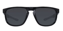 Oakley - Holbrook R Black/Gray Rectangular Unisex Polarized Sunglasses - 55mm
