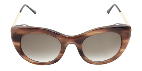 Thierry Lasry Poetry Brown / Gray Lens Sunglasses