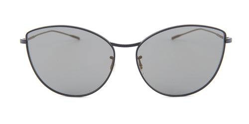Oliver Peoples Rayette Black / Gray Lens Sunglasses