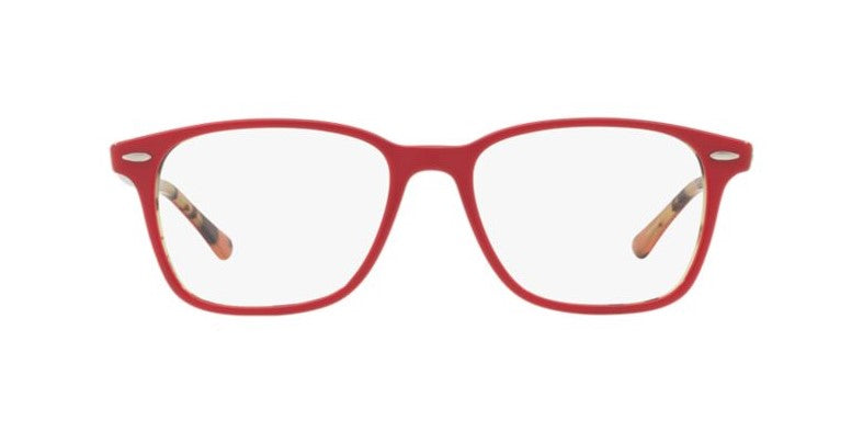 Ray Ban Rx - RX7119 Bordeux Square Women Eyeglasses - 55mm