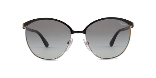d90fff1ebf7 Vogue VO4010S Black   Gray Lens Sunglasses