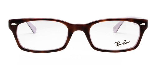 Ray Ban Rx - RX5150 Havana Square Women Eyeglasses - 50mm