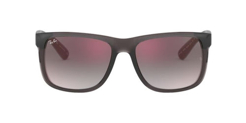 Ray-Ban Justin Gray / Gray Lens Gradient Polarized