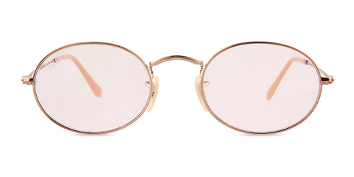 Ray-Ban RB3547N Copper / Pink Lens