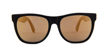 Retrosuperfuture - Classic Black Square Unisex Sunglasses - 55mm