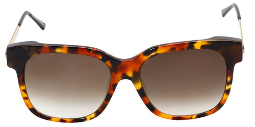 Thierry Lasry - Rapsody Tortoise Rectangular Women Sunglasses - 57mm