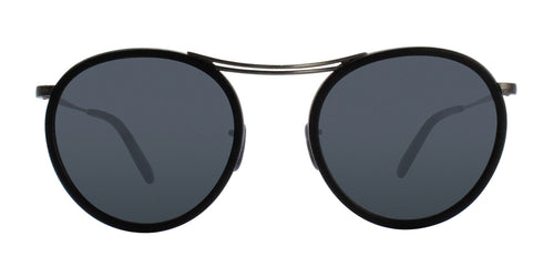 Oliver Peoples MP-30TH Silver / Blue Lens Sunglasses