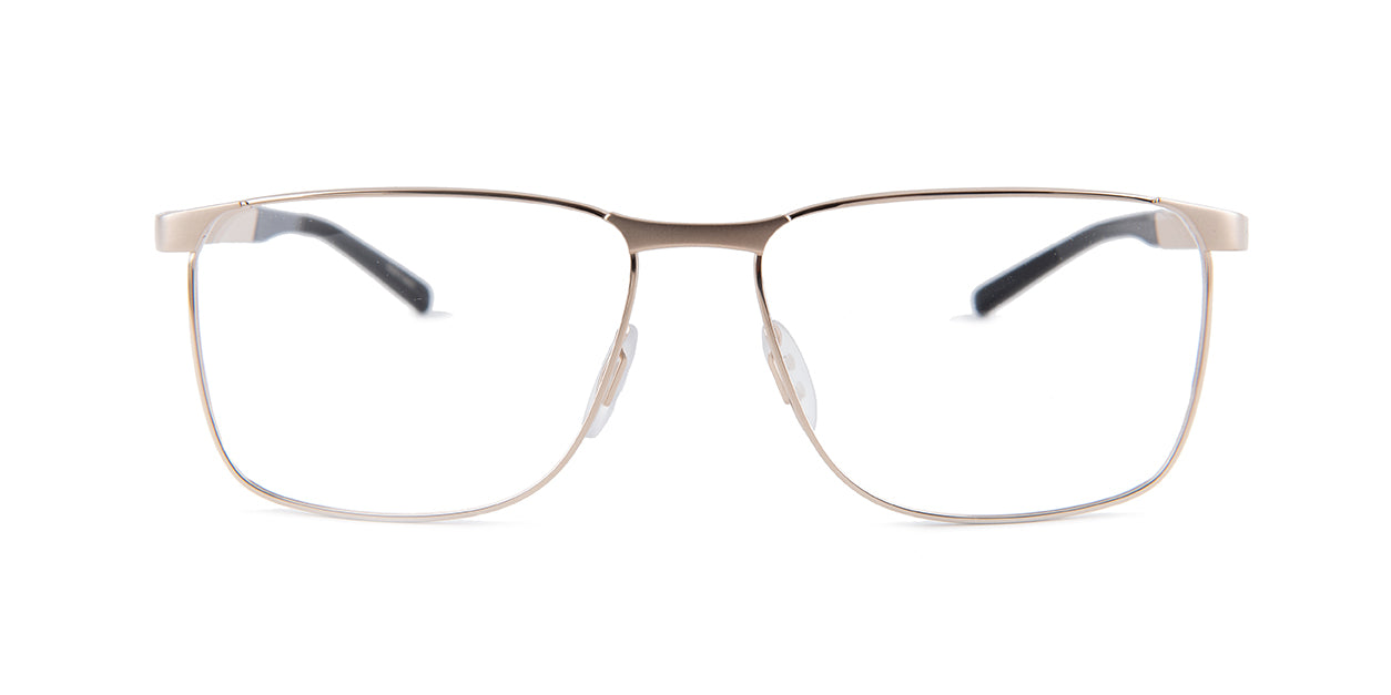 Porsche Design P8332 Gold / Clear Lens Eyeglasses