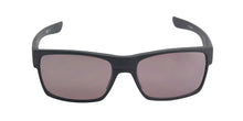Oakley - TwoFace Black/Purple Rectangular Men Polarized Sunglasses - 60mm