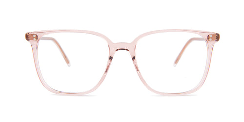 Oliver Peoples Coren Rose Gold / Clear Lens Eyeglasses