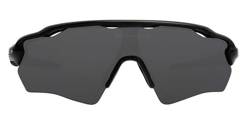 Oakley - RadarEV XS Path Black/Gray Shield Unisex Polarized Sunglasses