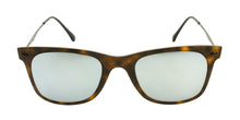 Ray Ban - Wayfarer Light Ray Tortoise/Silver Mirror Unisex Sunglasses - 50mm
