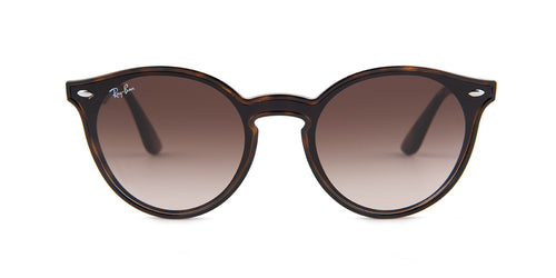 Ray Ban - RB4380N Havana/Brown  Gradient Round Unisex Sunglasses - 37mm