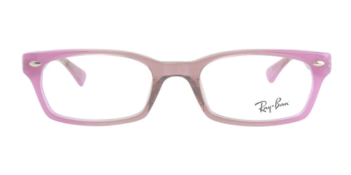 Ray-Ban RX5150 Purple / Clear Lens Eyeglasses