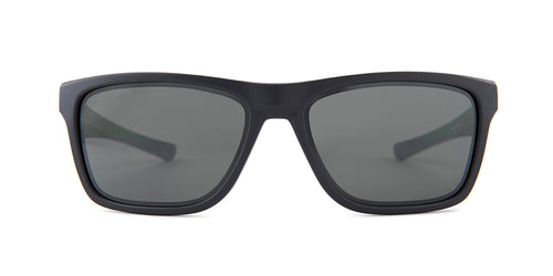 Oakley - Holston Black/Gray Sport Unisex Sunglasses - 58mm