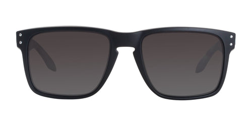 Oakley - OO9417 Black Rectangular Unisex Sunglasses - 59mm